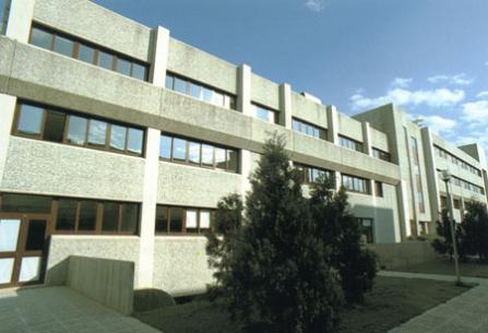 Coppito University Building