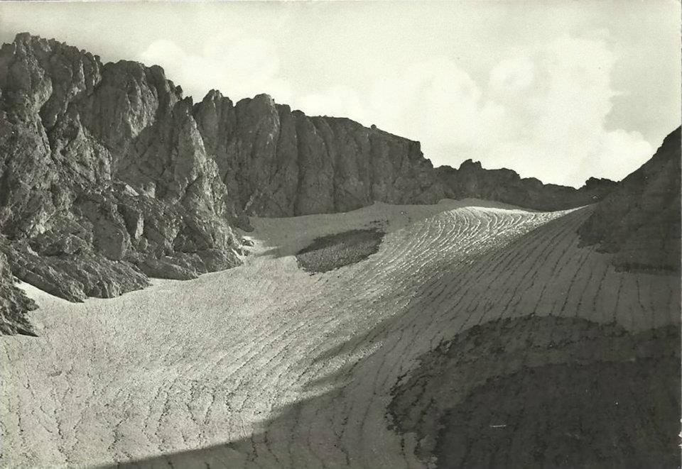 Il CETEMPS fa il punto sul Ghiacciaio del Calderone