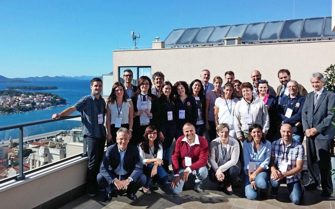 Progetto CapRadNet: il CETEMPS a Dubrovnik per la presentazione delle attività