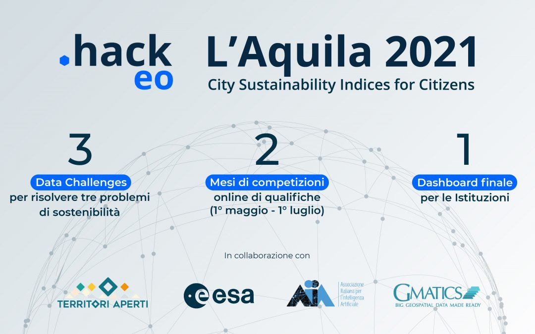 HACK@EO L'Aquila2021 – City Sustainability Indices for Citizens