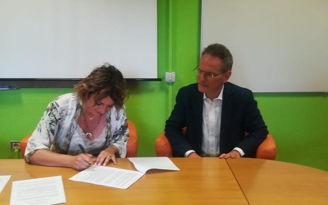 Firmato accordo quadro tra il  Centro di eccellenza CETEMPS e Ruzzo Reti
