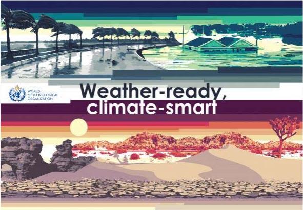 """Giornata Mondiale della Meteorologia 2018: """"Meteorologicamente pronti, climaticamente intelligenti"""""""