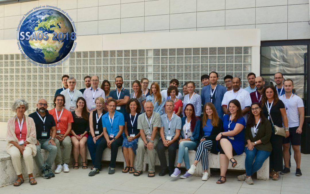 Successo per la tredicesima edizione della scuola estiva ISSAOS del CETEMPS dedicata ai cambiamenti climatici