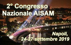 Secondo congresso nazionale AISAM @ Napoli