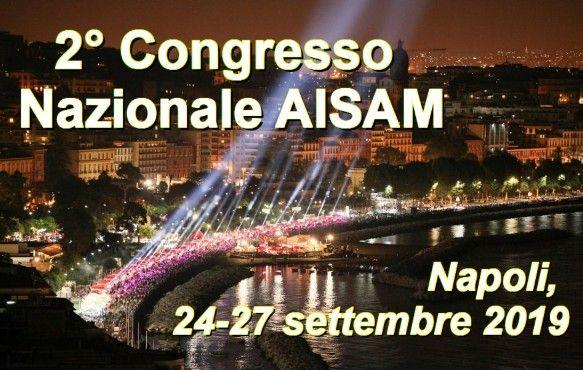Secondo congresso nazionale AISAM