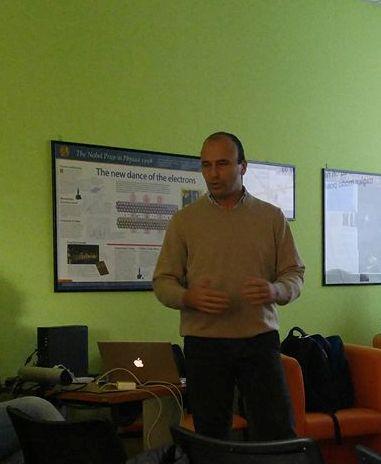 """Dott. Carlo Bosna: """"La redazione di una webzine"""""""