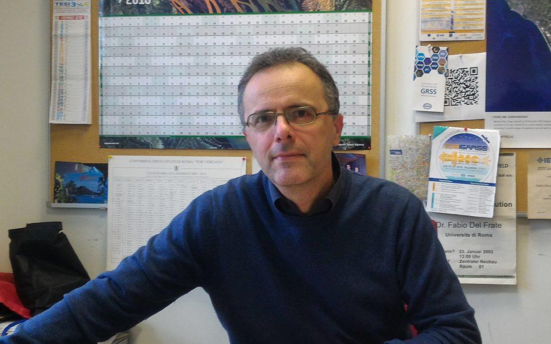 "Fabio Del Frate: ""Neural Networks for Atmospheric Remote Sensing"""
