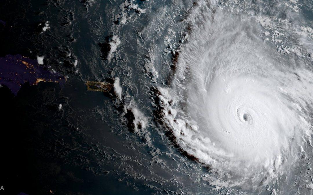 Irma e i nomi degli uragani