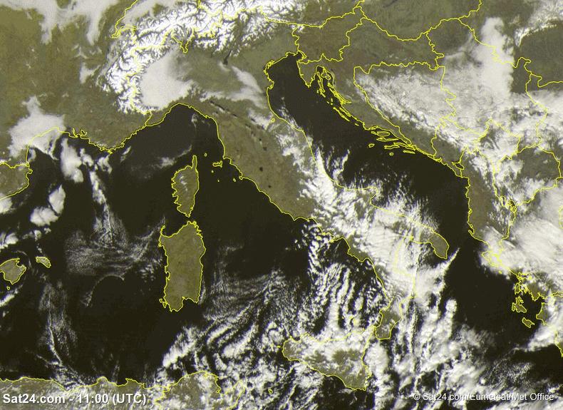 """Carlo Cacciamani, il nuovo direttore dell'Agenzia Nazionale per la Meteorologia e la Climatologia """"ItaliaMeteo""""."""