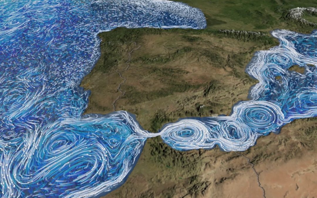 Metodo di validazione Lagrangiana di correnti marine misurate da satellite nell'ambito del Progetto GlobCurrent dell'ESA