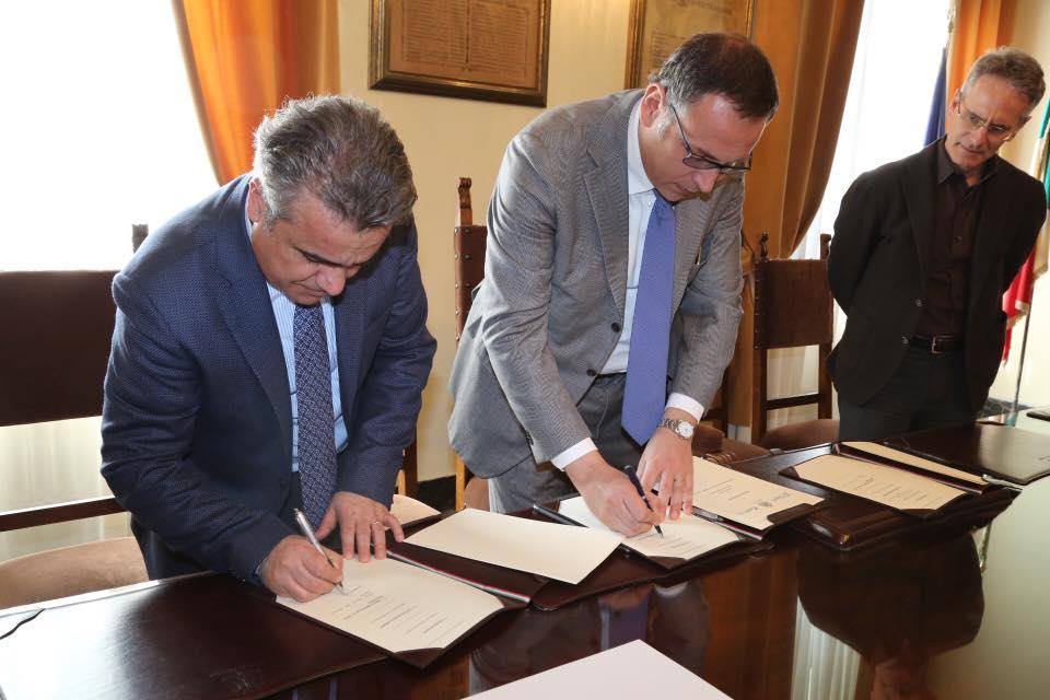 Siglato protocollo sulla qualità dell'aria tra Comune di Pescara, ARTA e CETEMPS